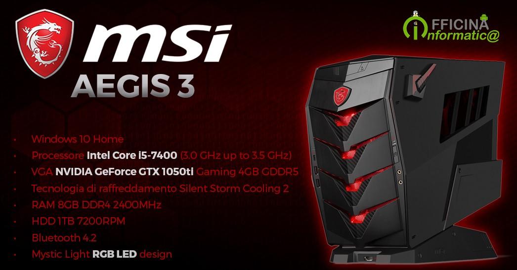 MSI AEGIS3